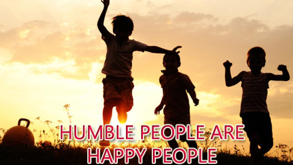 humble people